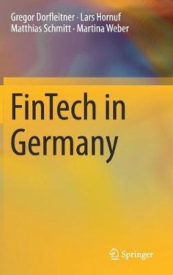 FinTech in Germany by Lars Hornuf