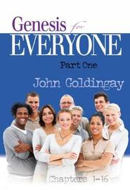 Genesis for Everyone, Part 1 by John Goldingay image