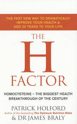 The H Factor Diet by Patrick Holford