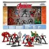 Jada Metal Minis: Marvel - Nano Metalfigs 10-Pack