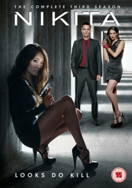Nikita: The Complete Third Season on DVD