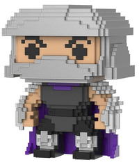 TMNT - Shredder (8-Bit) Pop! Vinyl Figure