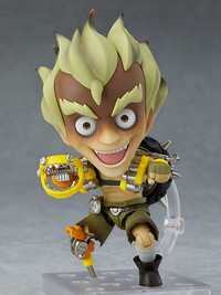 Overwatch : Nendoroid Junkrat (Classic Skin Edition)- Articulated Figure