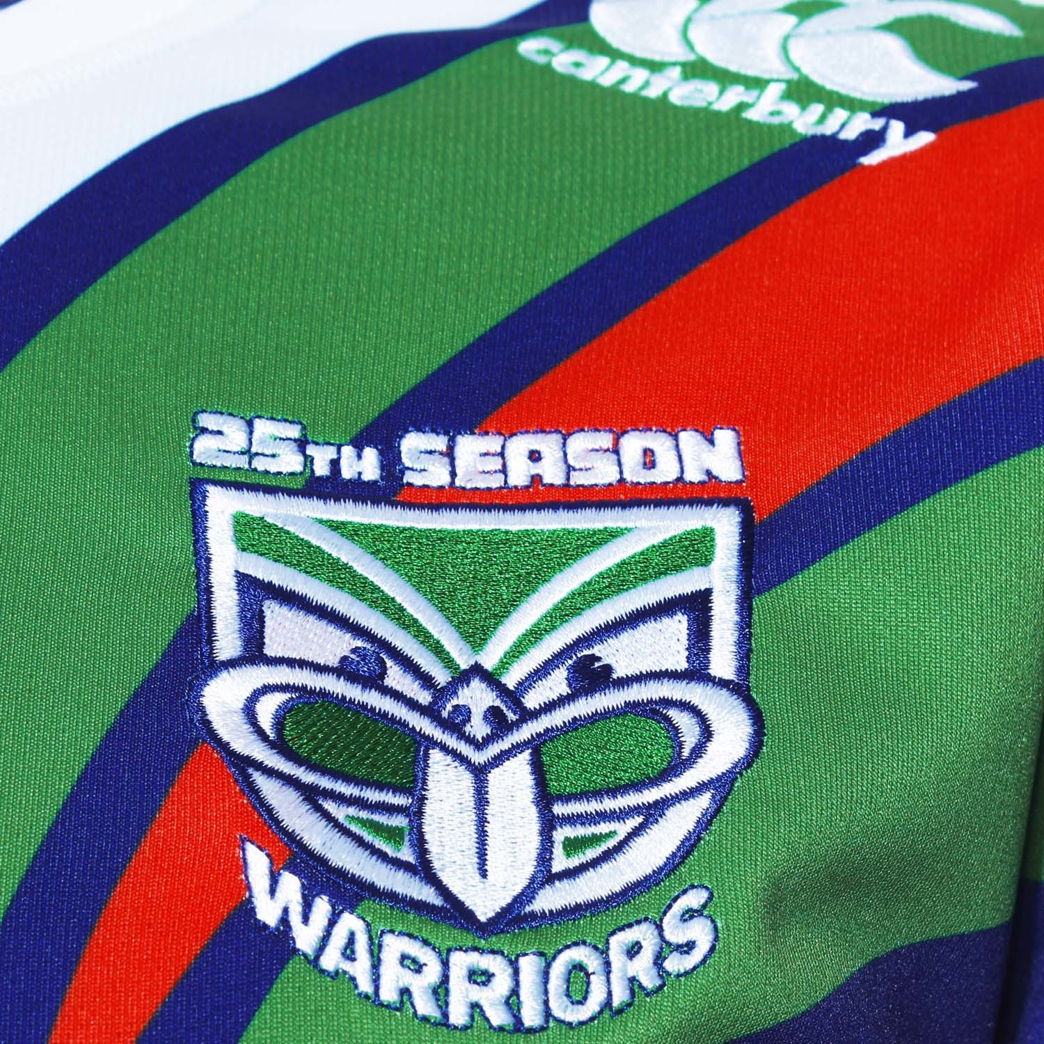 Warriors On Field Home Jersey Mens (L) image
