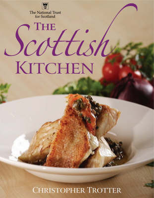 The Scottish Kitchen by Christopher Trotter image