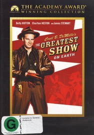 Greatest Show On Earth, The (Academy Award Winning Collection) on DVD image