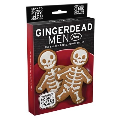 Fred - Gingerdead Men Cookie Cutter image