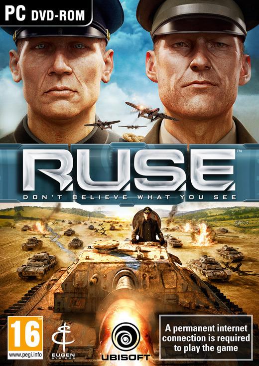 R.U.S.E for PC Games