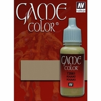 Vallejo Game Colour Khaki 17ml