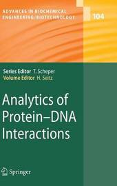 Analytics of Protein-DNA Interactions