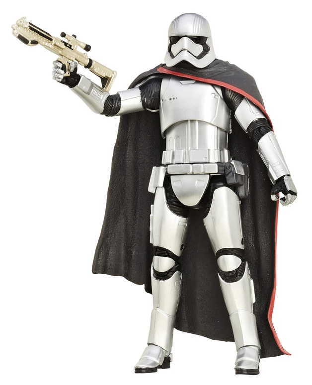Star Wars The Black Series 6 Inch Captain Phasma Action Figure