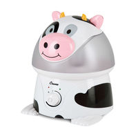 Crane Ultrasonic Humidifier - Cow