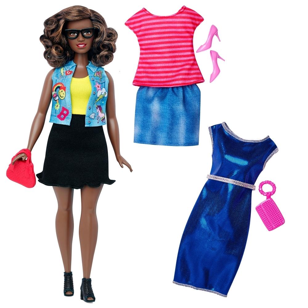 86e0a01bb87 Barbie Fashionistas  Curvy Doll -  39 Emoji Fun image ...
