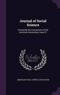 Journal of Social Science image