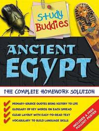 Ancient Egypt: The Complete Homework Solution by Anita Ganeri image