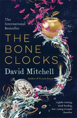 The Bone Clocks by David Mitchell image