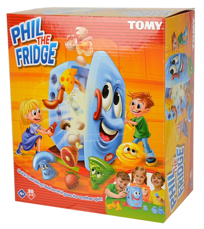 Tomy: Phil the Fridge - Children's Game image