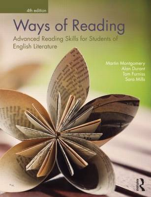 Ways of Reading by Martin Montgomery image