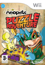Neopets Puzzle Adventure for Nintendo Wii