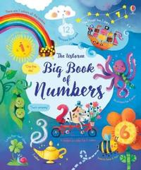 Big Book of Numbers by Felicity Brooks