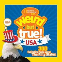 Weird But True! USA by National Geographic Kids image