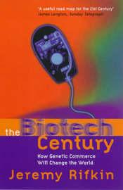 The Biotech Century by Jeremy Rifkin image
