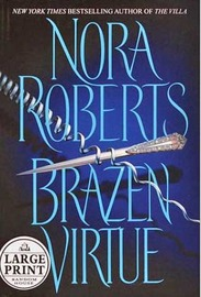 Brazen Virtue by Nora Roberts image