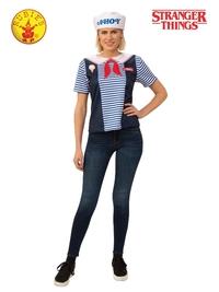 Rubie's: Stranger Things - Robin Scoops Ahoy Uniform (Large)