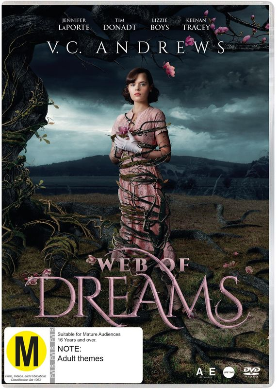 VC Andrews: Web Of Dreams on DVD