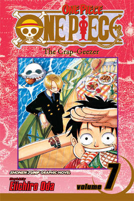 One Piece: v. 7 by Eiichiro Oda image