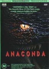 Anaconda on DVD