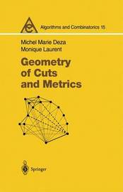 Geometry of Cuts and Metrics by Michel Marie Deza