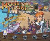 Monkey Island Collectors Edition for PC Games