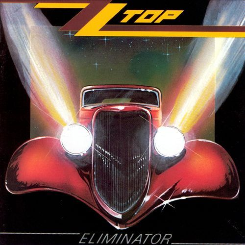 Eliminator (LP) by ZZ Top