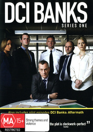 DCI Banks - Series 1 on DVD