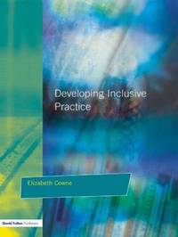 Developing Inclusive Practice by Elizabeth Cowne image