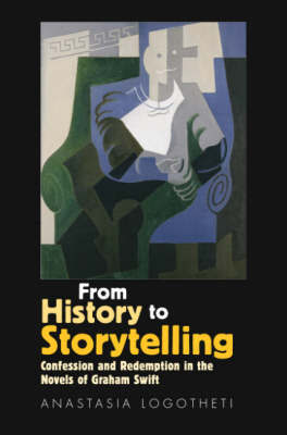 From History to Storytelling by Anastasia Logotheti