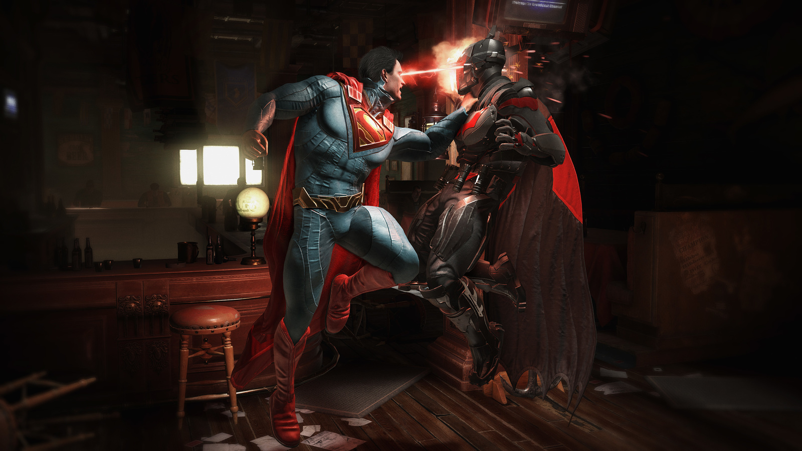 Injustice 2 for PS4 image