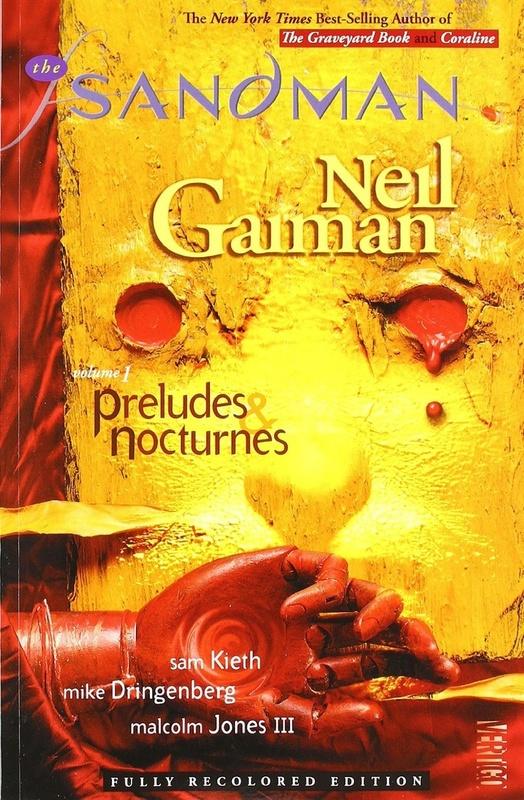 Sandman: Volume 01 by Neil Gaiman