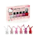 OPI Nail Lacquer Mini Hello Kitty Cherry Blossom Collection (6x3.75ml)