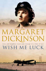 Wish Me Luck by Margaret Dickinson image