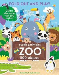 Fold Out and Play Zoo image