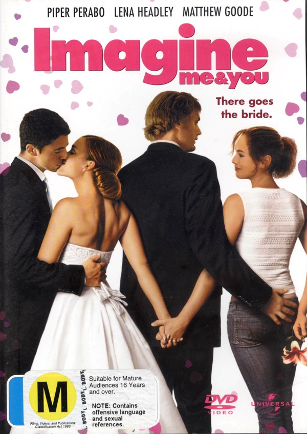Imagine Me And You on DVD image