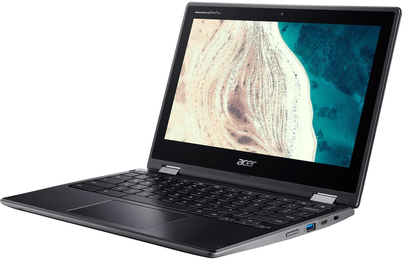 "11.6"" Acer Spin 511 R752T Celeron 4GB 32GB Chromebook image"