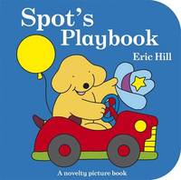 Spot's Playbook by Eric Hill image