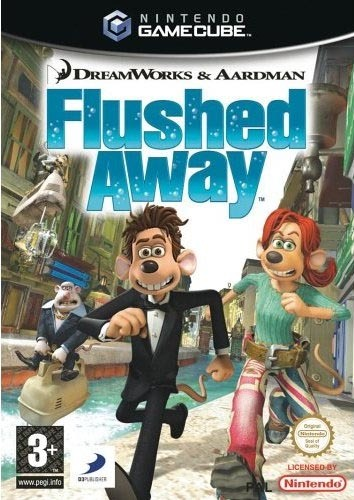 Flushed Away for GameCube