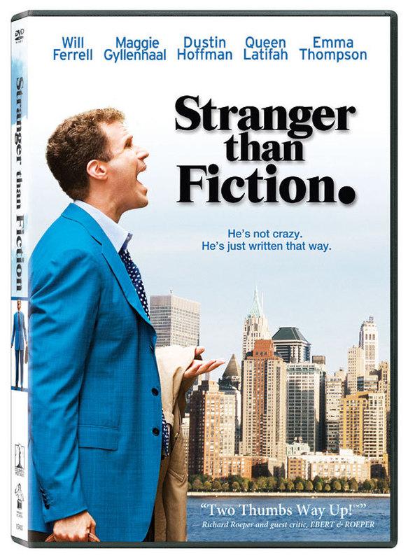 Stranger Than Fiction on DVD