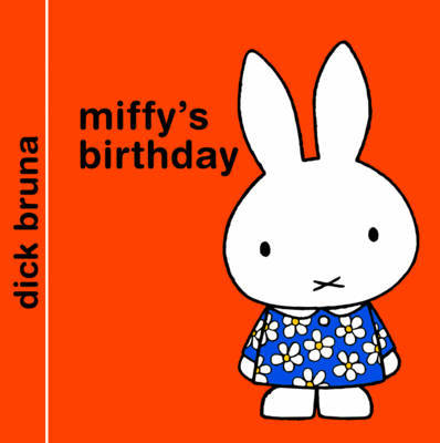 Miffy's Birthday by Dick Bruna image