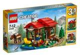 LEGO Creator - Lakeside Lodge (31048)