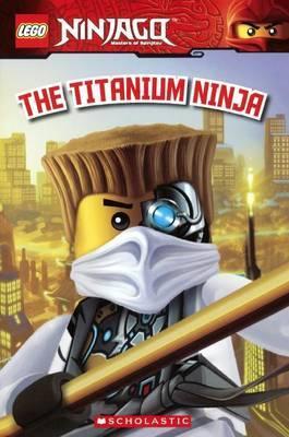 Titanium Ninja by Tracey West